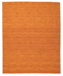 Kelim Loom - Oransje Teppe 250X300 Ekte Moderne Håndvevd Orange Stort (Ull, India)