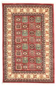 Kazak Simav Teppe 120X180 Orientalsk Rust/Mørk Rød ( Tyrkia)