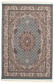 Aranja - Blå Teppe 160X230 Orientalsk Mørk Grå/Lys Grå ( Tyrkia)