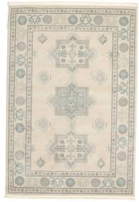 Kazak Lafayette - Cream Teppe 160X230 Orientalsk Lys Grå/Beige ( Tyrkia)