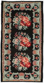 Rosekelim Teppe 183X350 Ekte Orientalsk Håndvevd (Ull, Moldova)
