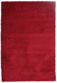 Shaggy Sadeh - Rød Teppe 160X230 Moderne Rød/Mørk Rød ( Tyrkia)