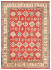 Kazak Teppe 332X463 Ekte Orientalsk Håndknyttet Rød/Rust Stort (Ull, Pakistan)