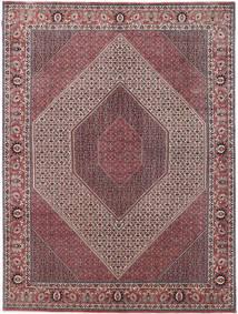 Bidjar Takab/Bukan Teppe 250X337 Ekte Orientalsk Håndknyttet Mørk Brun/Lyselilla Stort (Ull, Persia/Iran)