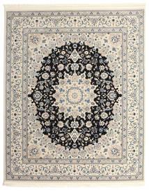 Nain Emilia - Mørk Blå Teppe 200X250 Orientalsk Lys Grå/Beige ( Tyrkia)