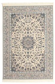 Nain Emilia - Beige/Blå Teppe 200X300 Orientalsk Lys Grå/Beige ( Tyrkia)