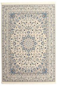 Nain Emilia - Cream/Lys Blå Teppe 250X350 Orientalsk Lys Grå/Beige Stort ( Tyrkia)