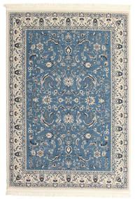 Nain Florentine - Lys Blå Teppe 140X200 Orientalsk Lys Grå/Beige/Mørk Blå ( Tyrkia)
