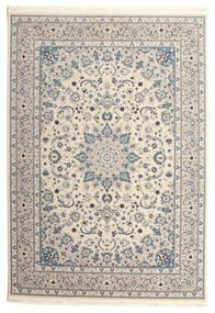 Nain Emilia - Beige/Lys Blå Teppe 300X400 Orientalsk Lys Grå/Beige Stort ( Tyrkia)