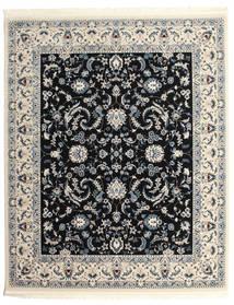 Nain Florentine - Mørk Blå Teppe 250X300 Orientalsk Lys Grå/Svart Stort ( Tyrkia)