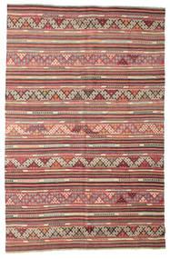 Kelim Halvt Antikke Tyrkiske Teppe 175X270 Ekte Orientalsk Håndvevd Lysbrun/Brun (Ull, Tyrkia)