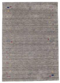 Gabbeh Loom Frame - Grå Teppe 160X230 Moderne Lys Grå/Mørk Grå (Ull, India)