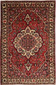 Bakhtiar Teppe 215X330 Ekte Orientalsk Håndknyttet Mørk Rød/Mørk Brun (Ull, Persia/Iran)