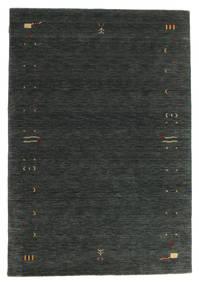 Gabbeh Loom Frame - Mørk Grå/Grønn Teppe 160X230 Moderne Mørk Grønn (Ull, India)