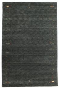 Gabbeh Loom Frame - Mørk Grå/Grønn Teppe 190X290 Moderne Mørk Grønn (Ull, India)