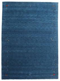 Gabbeh Loom Frame - Mørk Blå Teppe 240X340 Moderne Mørk Blå/Blå (Ull, India)