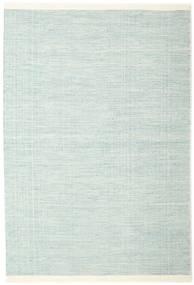 Seaby - Blå Teppe 160X230 Ekte Moderne Håndvevd Turkis Blå/Hvit/Creme (Ull, India)