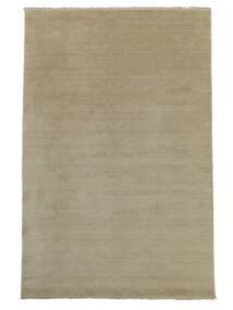 Handloom Fringes - Greige Teppe 300X400 Moderne Lys Grå Stort (Ull, India)