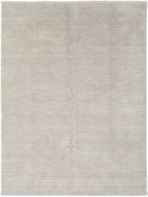 Handloom Fringes - Greige Teppe 160X230 Moderne Lys Grå (Ull, India)