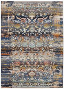 Torin Teppe 142X206 Moderne Mørk Grå/Lys Grå ( Tyrkia)