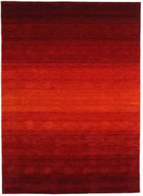Gabbeh Rainbow - Rød Teppe 210X290 Moderne Mørk Rød/Rust (Ull, India)