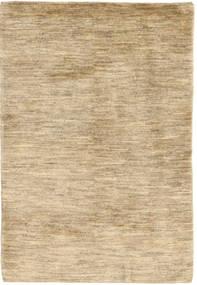 Gabbeh Persia Teppe 103X150 Ekte Moderne Håndknyttet Mørk Beige/Beige/Lysbrun (Ull, Persia/Iran)