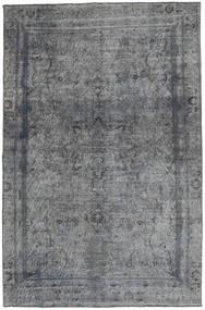 Colored Vintage Teppe 170X263 Ekte Moderne Håndknyttet Mørk Grå/Blå (Ull, Pakistan)