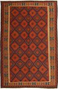 Kelim Maimane Teppe 194X296 Ekte Orientalsk Håndvevd (Ull, Afghanistan)