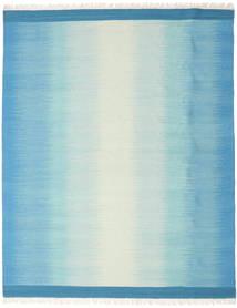 Ikat - Blå/Turquoise Teppe 240X300 Ekte Moderne Håndvevd Lys Blå/Turkis Blå (Ull, India)