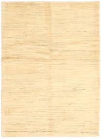Gabbeh Persia Teppe 110X149 Ekte Moderne Håndknyttet Beige/Mørk Beige/Gul (Ull, Persia/Iran)