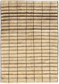 Gabbeh Persia Teppe 98X136 Ekte Moderne Håndknyttet Beige/Lysbrun (Ull, Persia/Iran)