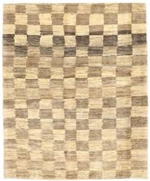 Gabbeh Persia Teppe 123X151 Ekte Moderne Håndknyttet Beige/Lysbrun/Mørk Beige (Ull, Persia/Iran)