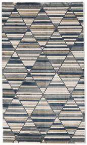 Romb - Dk Grå/Grå Teppe 100X160 Moderne Mørk Grå/Lys Grå ( Tyrkia)