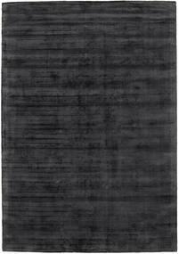 Tribeca - Charcoal Teppe 160X230 Moderne Mørk Grå ( India)