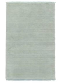 Handloom Fringes - Is Blå Teppe 140X200 Moderne Lys Blå (Ull, India)