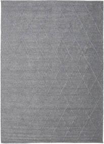 Svea - Charcoal Teppe 300X400 Ekte Moderne Håndvevd Lys Grå/Mørk Grå Stort (Ull, India)