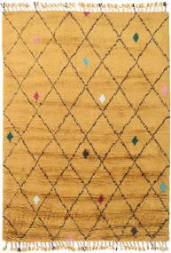 Alta - Gull Teppe 160X230 Ekte Moderne Håndknyttet Lysbrun/Brun (Ull, India)