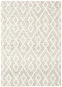 Hudson - Melange Greige Teppe 170X240 Moderne Lys Grå/Beige (Ull, India)
