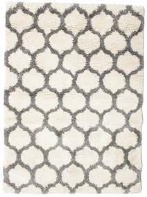 Berber Shaggy Illusia - Off White/Grå Teppe 120X170 Moderne Beige/Lys Grå ( Tyrkia)