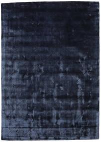 Brooklyn - Midnatt-Blå Teppe 140X200 Moderne Mørk Blå/Blå ( India)