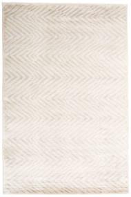 Grace Teppe 200X300 Ekte Moderne Håndknyttet Lys Grå/Hvit/Creme/Beige ( India)