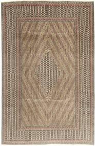 Kerman Patina Teppe 173X260 Ekte Orientalsk Håndknyttet Lys Grå/Lysbrun (Ull, Persia/Iran)