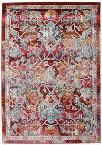 Melissa Teppe 118X176 Moderne Mørk Rød/Lys Grå ( Tyrkia)