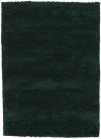 New York - Mørk Grønn Teppe 170X240 Moderne Mørk Turkis (Ull, India)