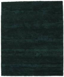 New York - Mørk Grønn Teppe 250X300 Moderne Mørk Turkis Stort (Ull, India)