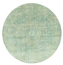 Maharani - Grønn Teppe Ø 150 Moderne Rundt Pastell Grønn ( Tyrkia)