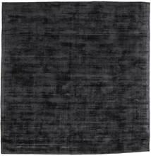 Tribeca - Charcoal Teppe 250X250 Moderne Kvadratisk Mørk Grå Stort ( India)