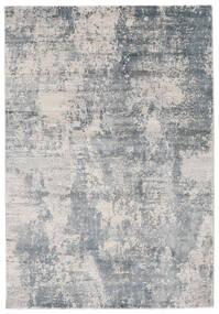 Triad - Grå/Blå Teppe 160X230 Moderne Hvit/Creme/Lys Grå/Lys Blå ( Tyrkia)