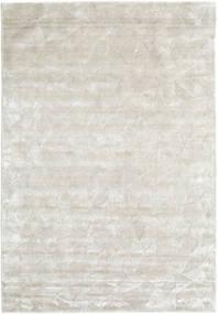 Crystal - Sølvvit Teppe 160X230 Moderne Mørk Beige/Lys Grå ( India)