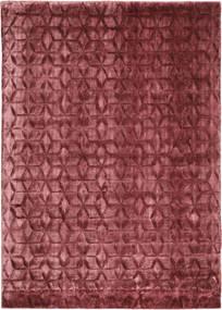 Diamond - Burgundy Teppe 140X200 Moderne Mørk Rød/Lilla ( India)